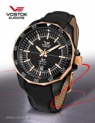 898999d63fa product Aut. prodejce · Vostok Europe N1 Rocket NH25A 2253148. Pánské  automatické hodinky ...