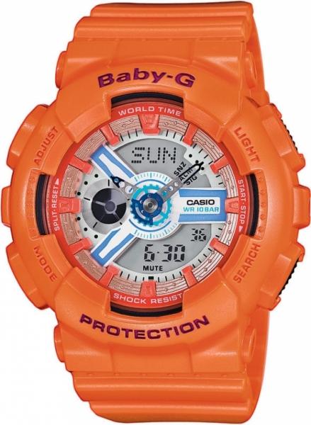 Casio Baby-G sport BA-110SN-4AER