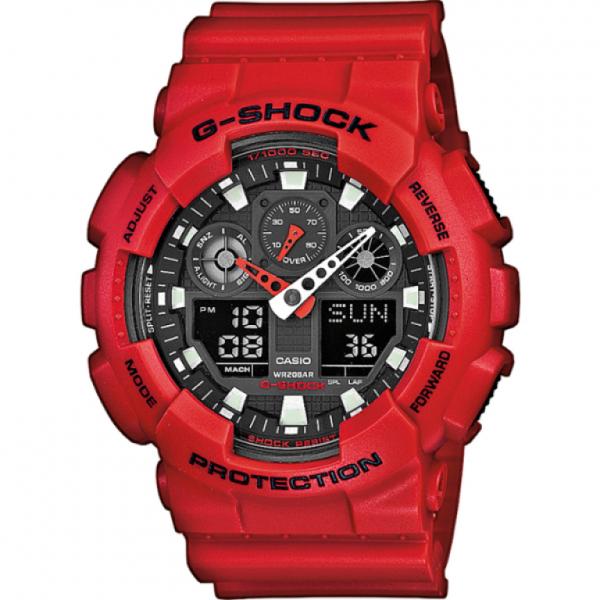 Casio G-Shock G-Classic GA-100B-4A