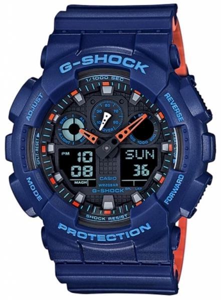 Casio G-Shock GA-100L-2A