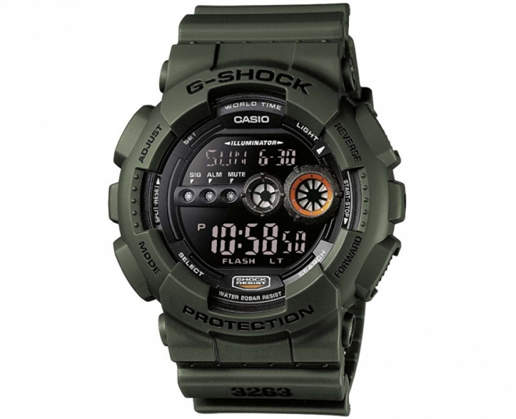 Casio G-Shock GD-100MS-3