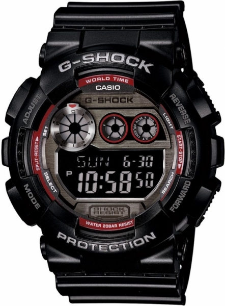 Casio G-Shock GD-120TS-1ER