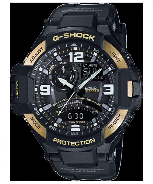 Casio G-Shock Gravity Defier GA-1000-9G