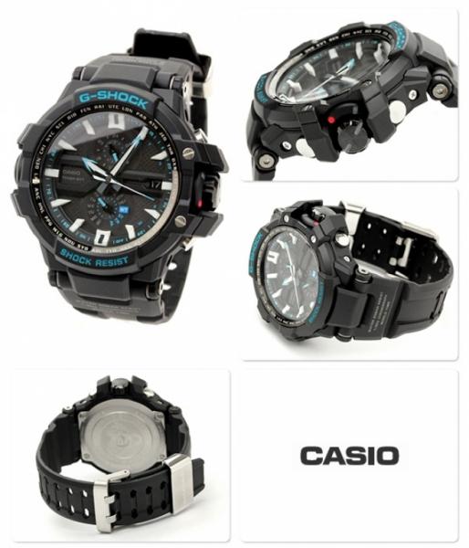 Casio G-Shock GW-A1000-1AJF Sky Cockpit