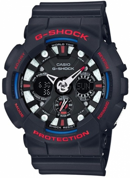 Casio G-Shock Limited Edition GA-120TR-1A