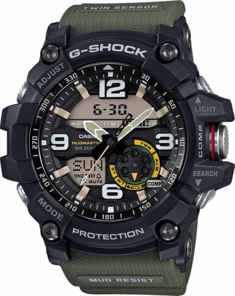 Casio G-Shock Mudmaster GG-1000-1A3