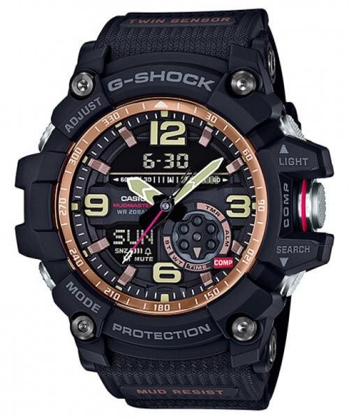 Casio G-Shock Mudmaster GG-1000RG-1A