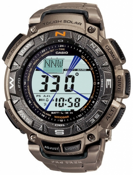Casio Pro Trek Tough Solar PRG-240T-7