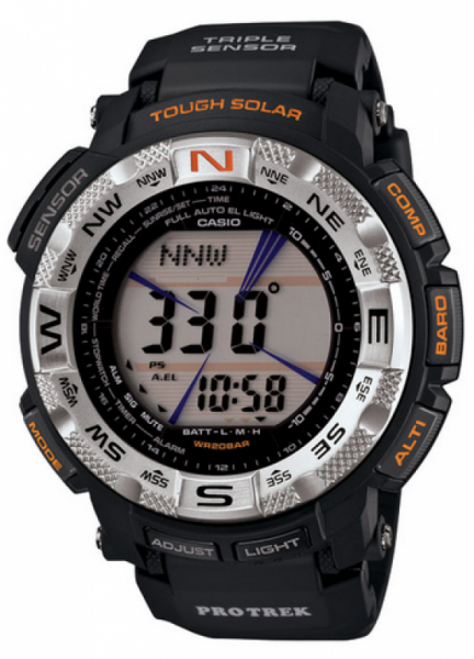 Casio Pro Trek Tough Solar PRG-260-1