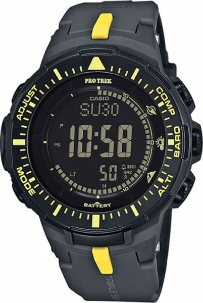 Casio Pro Trek Tough Solar PRG-300-1A9