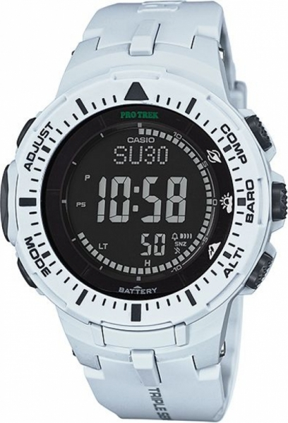 Casio Pro Trek Tough Solar PRG-300-7
