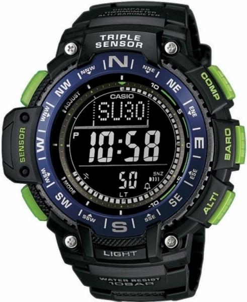 Casio Sport SGW-1000-2B