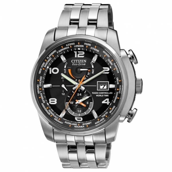 Citizen Eco-Drive World Time AT AT9010-52E