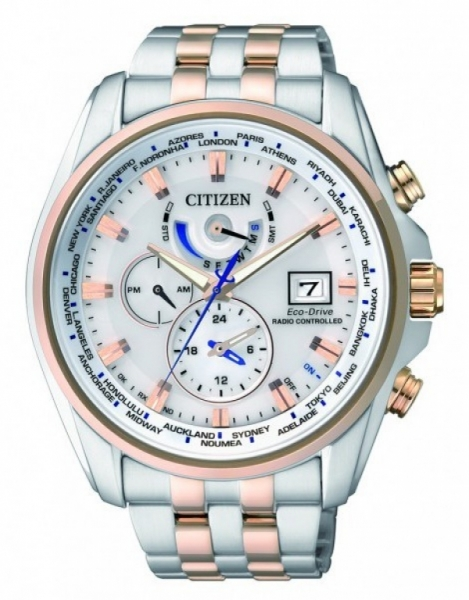 Citizen Eco-Drive World Time AT9034-54A