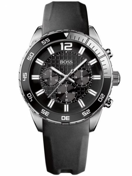 Hugo Boss pánské hodinky chrono black 1512804