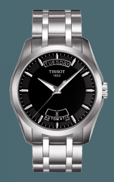 Tissot COUTURIER - Gent Automatic T035.407.11.051.00