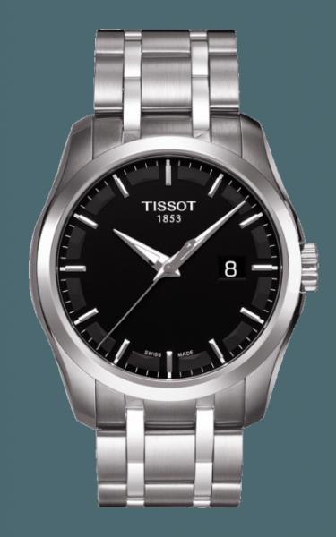 Tissot COUTURIER - Gent Quartz T035.410.11.051.00