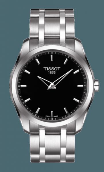 Tissot Couturier Gent T035.446.11.051.00