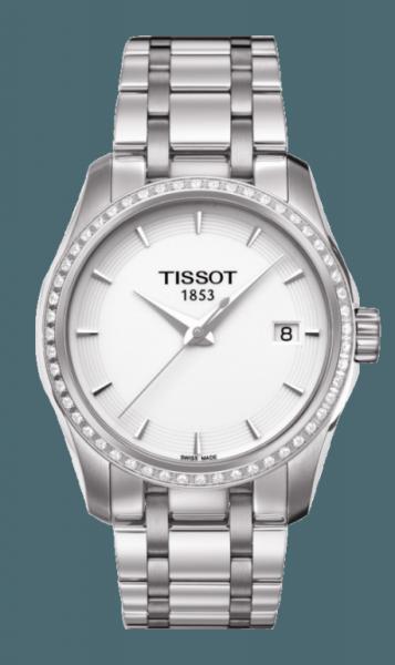 Tissot COUTURIER T035.210.61.011.00