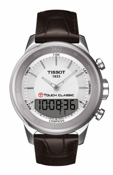 Tissot T-Touch Classic T083.420.16.011.00