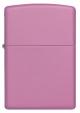 Zippo Pink Matte 238