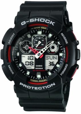 Casio G-Shock G-Classic GA-100-1A4