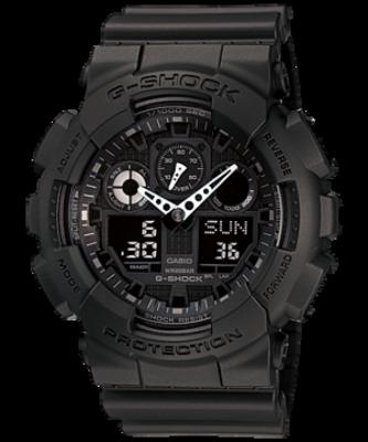 Casio G-Shock GA-100-1A1