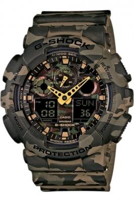 Casio G-Shock GA-100CM-5A