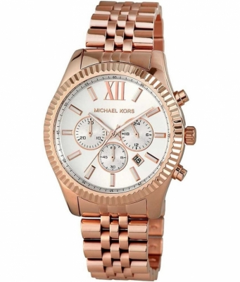 Michael Kors MK8313 Rose-Gold